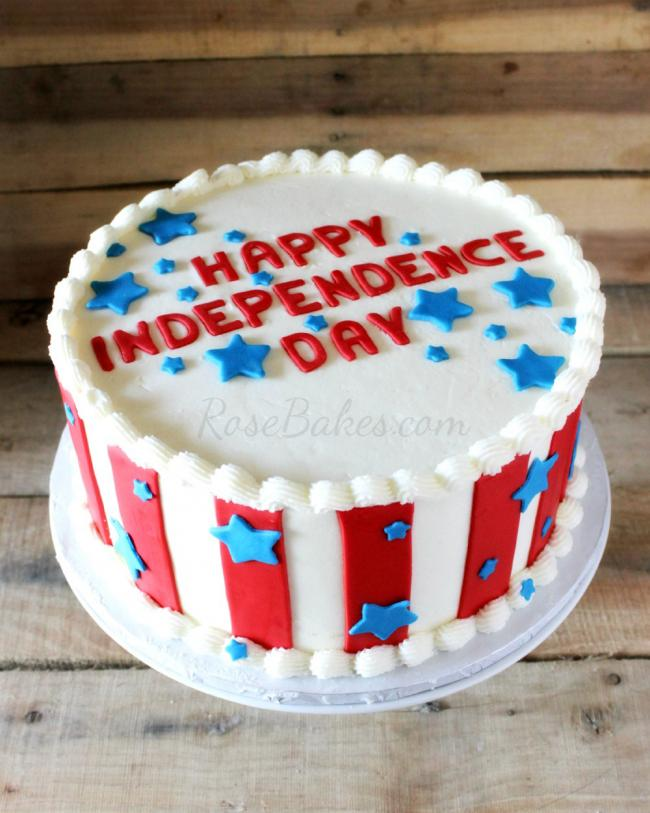4th Of July Decorate A Cake At Foodie Kids Kids Out And About Austin