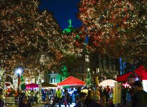 38th annual christmas stroll in georgetown