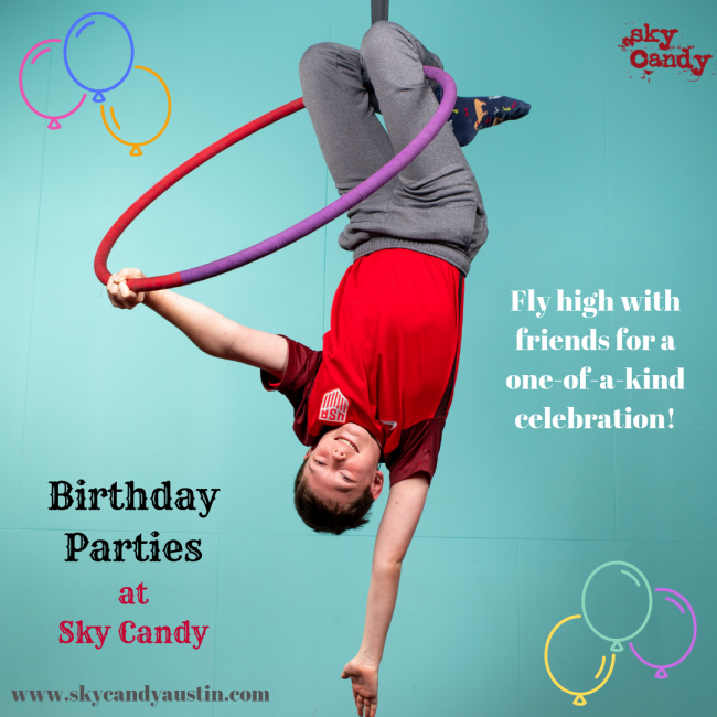 Where to Have a Birthday Party In and Around Austin | Kids